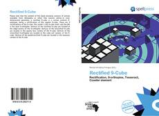 Bookcover of Rectified 9-Cube
