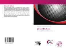 Bookcover of Wescott School