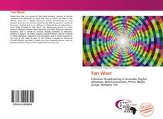 Bookcover of Ten West