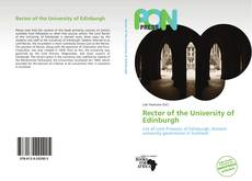 Bookcover of Rector of the University of Edinburgh