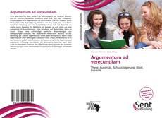 Bookcover of Argumentum ad verecundiam