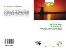 Portada del libro de Cyk, Masovian Voivodeship
