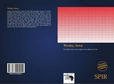 Bookcover of Wesley, Iowa