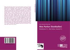 Bookcover of Wes Parker (footballer)