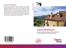 Jawory-Wielkopole的封面