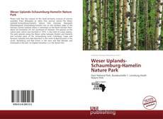 Bookcover of Weser Uplands-Schaumburg-Hamelin Nature Park