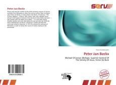 Peter Jan Beckx kitap kapağı