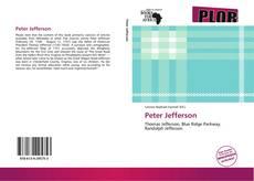 Capa do livro de Peter Jefferson