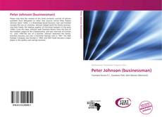 Portada del libro de Peter Johnson (businessman)