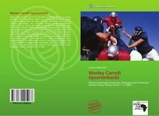 Обложка Wesley Carroll (quarterback)