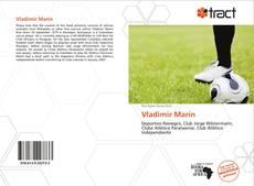 Bookcover of Vladimir Marín