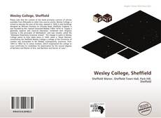 Bookcover of Wesley College, Sheffield
