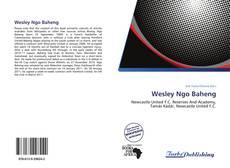 Copertina di Wesley Ngo Baheng