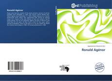 Bookcover of Ronald Agénor