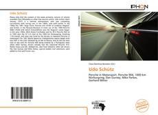 Udo Schütz kitap kapağı