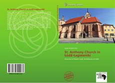 Bookcover of St. Anthony Church in Łódź-Łagiewniki