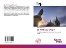 Bookcover of St. Anthony-Chapel