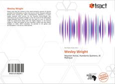 Bookcover of Wesley Wright