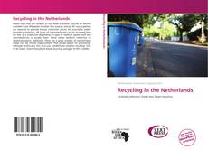 Copertina di Recycling in the Netherlands