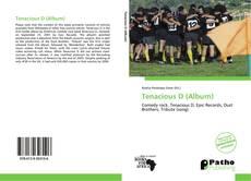 Tenacious D (Album)的封面