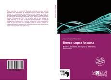 Couverture de Ronco sopra Ascona