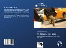 St. Armand, New York kitap kapağı