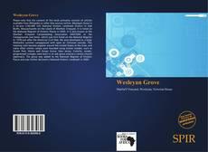 Portada del libro de Wesleyan Grove