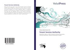 Bookcover of Tenant Services Authority