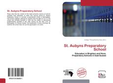 Bookcover of St. Aubyns Preparatory School