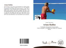 Bookcover of Ariane Radfan