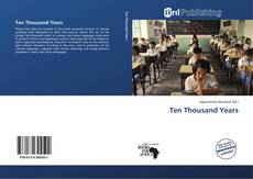 Bookcover of Ten Thousand Years