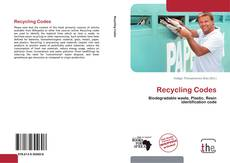 Bookcover of Recycling Codes