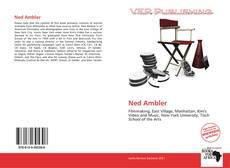 Buchcover von Ned Ambler