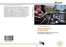 Copertina di Argus Motoren Gesellschaft