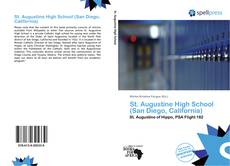 Bookcover of St. Augustine High School (San Diego, California)