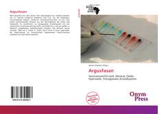 Bookcover of Argusfasan
