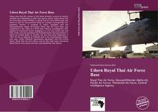 Portada del libro de Udorn Royal Thai Air Force Base