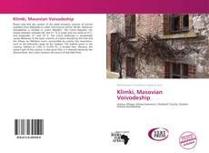 Klimki, Masovian Voivodeship kitap kapağı