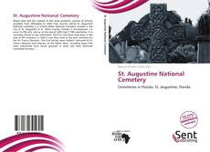 Bookcover of St. Augustine National Cemetery