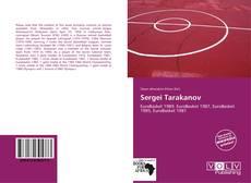 Обложка Sergei Tarakanov