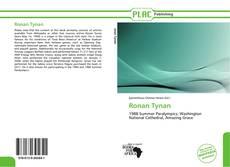 Buchcover von Ronan Tynan