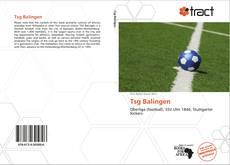 Portada del libro de Tsg Balingen