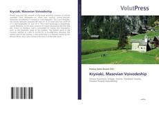 Portada del libro de Krysiaki, Masovian Voivodeship
