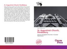 Bookcover of St. Augustine's Church, Pendlebury