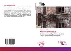 Bookcover of Kurpie Dworskie