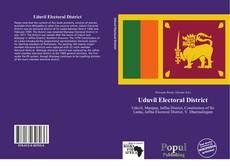 Capa do livro de Uduvil Electoral District