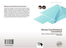 Couverture de Wessex Constitutional Convention