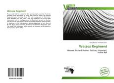 Bookcover of Wessex Regiment