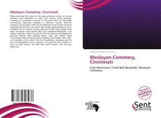 Portada del libro de Wesleyan Cemetery, Cincinnati