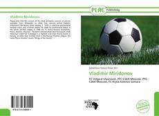 Buchcover von Vladimir Miridonov
